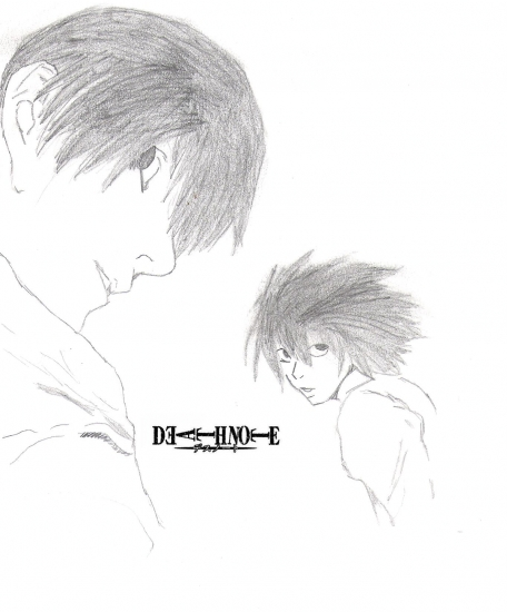 Death Note by tigris